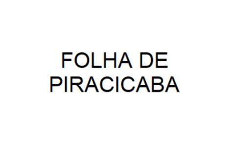 marca folha de Piracicaba