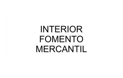 marca interior fomento mercantil