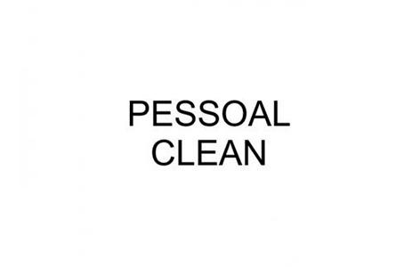 marca pessoal clean